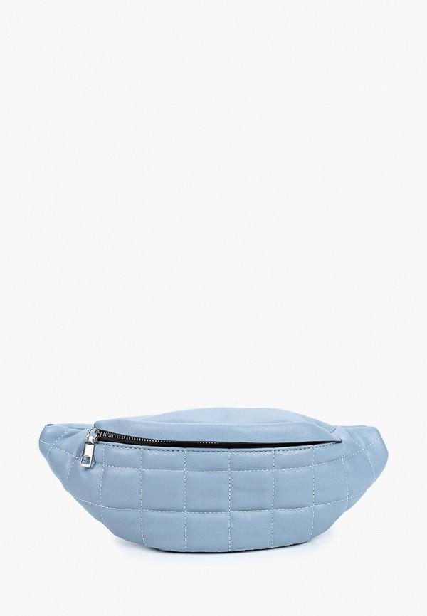 женская поясные сумка grand style, голубая