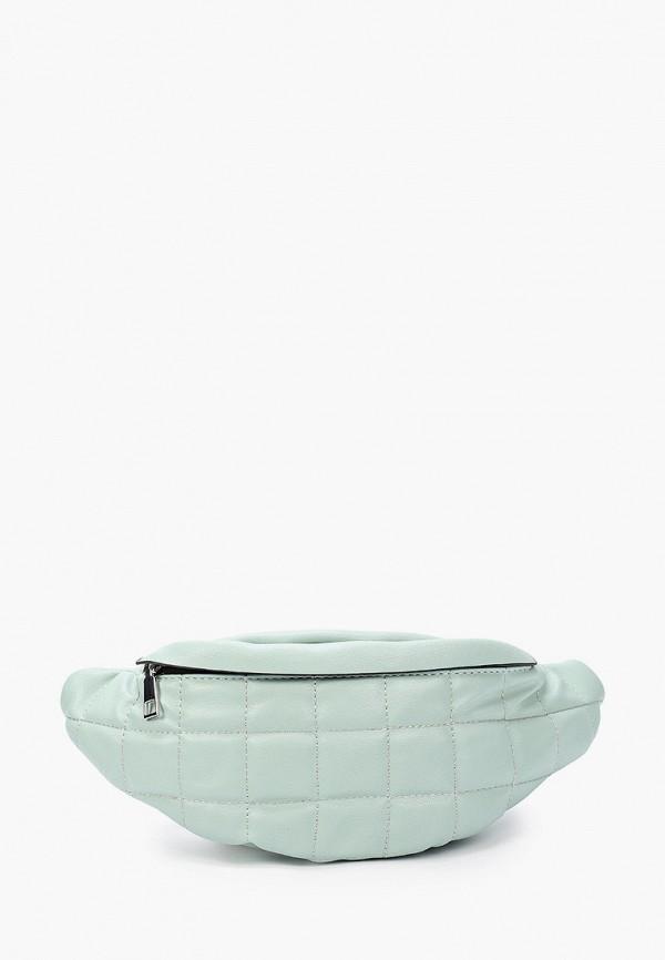 женская поясные сумка grand style, бирюзовая