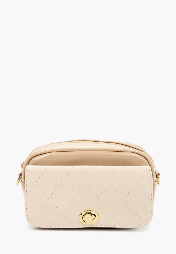 женская сумка grand style, бежевая