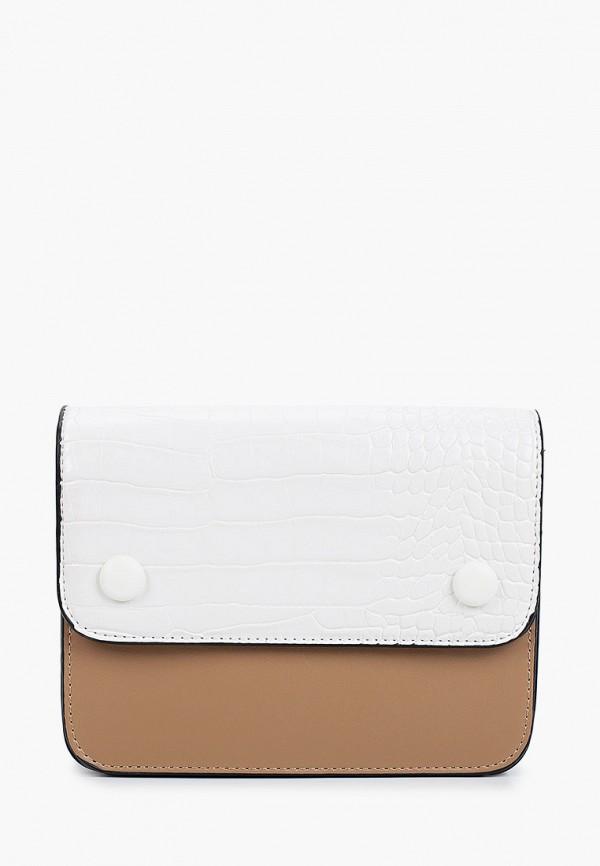женская сумка через плечо grand style, разноцветная