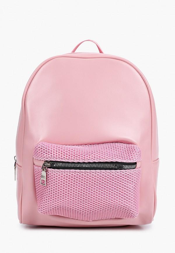 женский рюкзак grand style, розовый