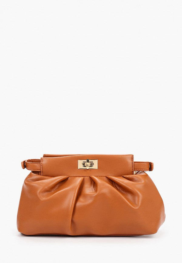женская сумка grand style, коричневая