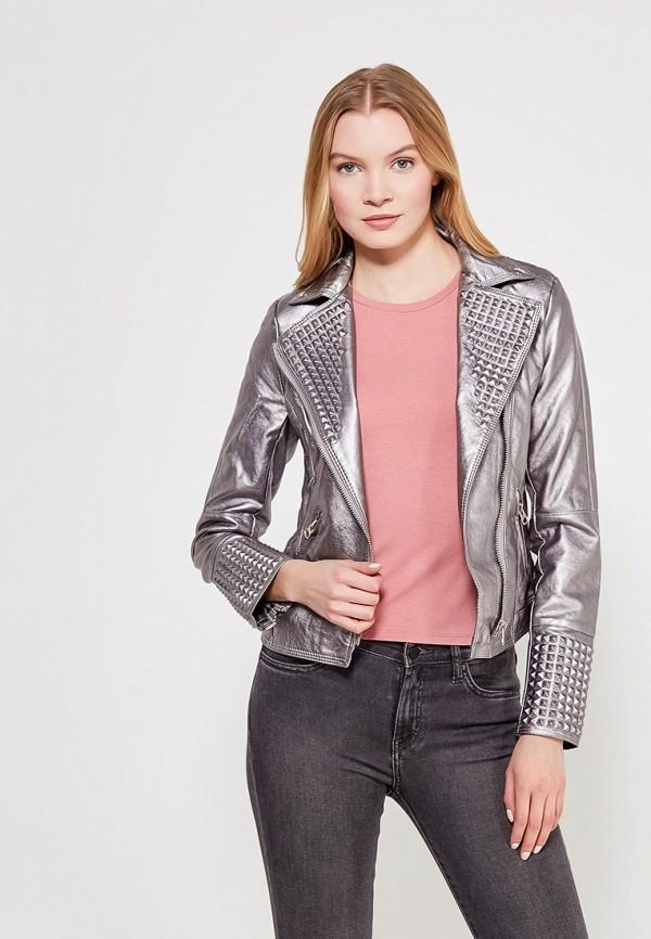 Куртка кожаная Grand Style Grand Style GR025EWAGEK3