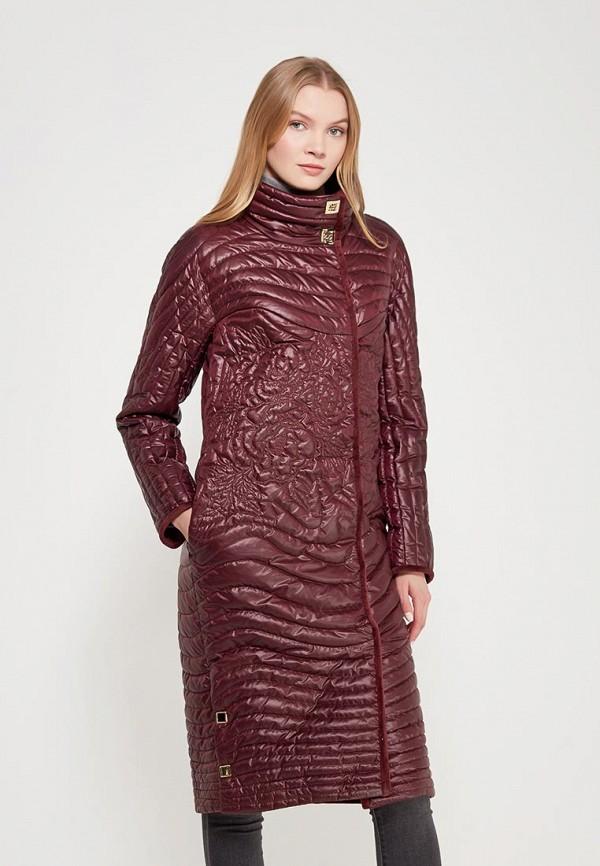 Купить Куртка утепленная Grand Style, gr025ewagen1, бордовый, Весна-лето 2018
