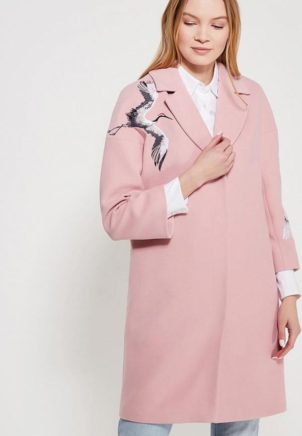 Купить Пальто Grand Style, gr025ewagen8, розовый, Весна-лето 2018