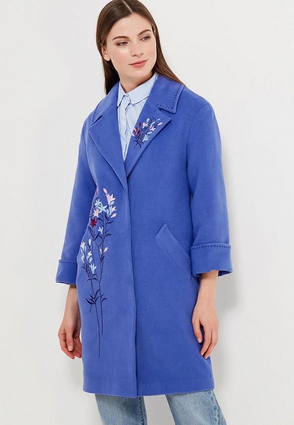 Купить Пальто Grand Style, gr025ewagep9, синий, Весна-лето 2018