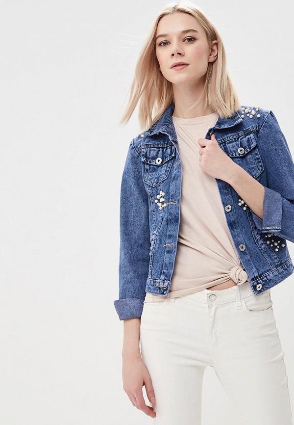Куртка джинсовая Grand Style Grand Style GR025EWBDFG3