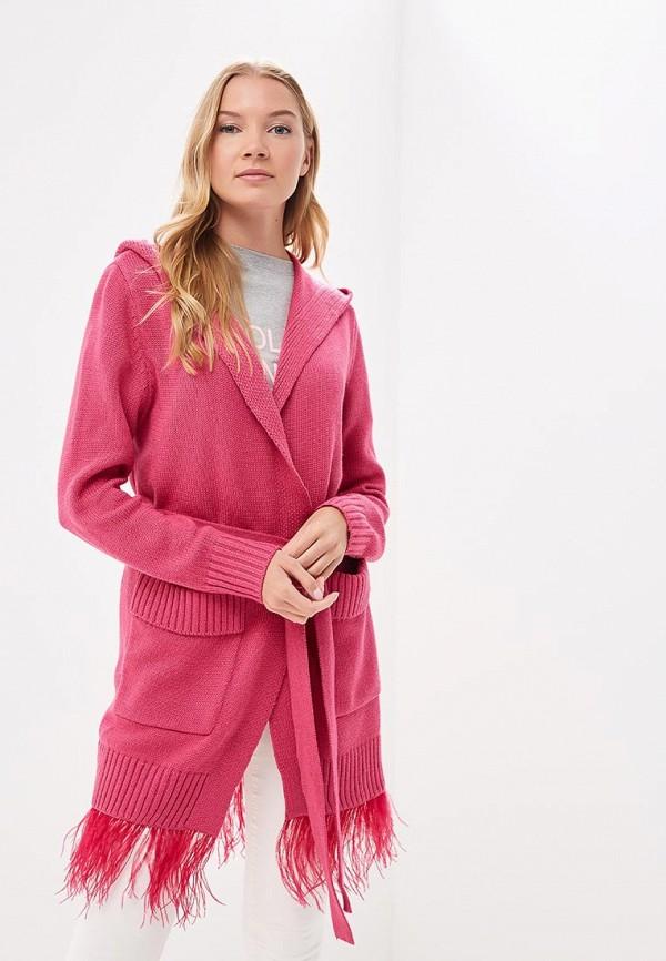 Купить Женский кардиган Grand Style розового цвета