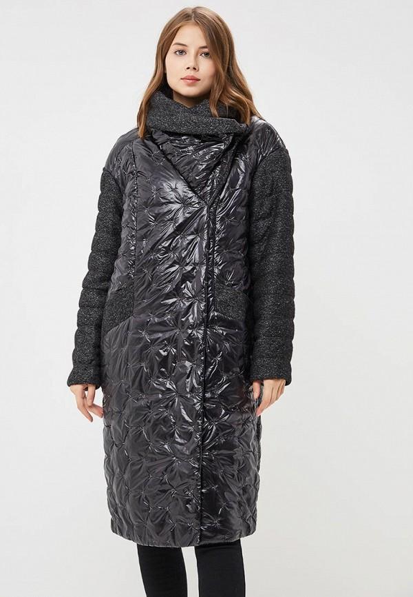 Купить Демисезонные куртки, Куртка утепленная Grand Style, gr025ewcfzb2, черный, Осень-зима 2018/2019