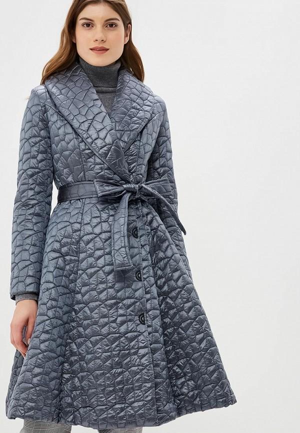 Купить Куртка утепленная Grand Style, GR025EWCGRA1, серый, Осень-зима 2018/2019