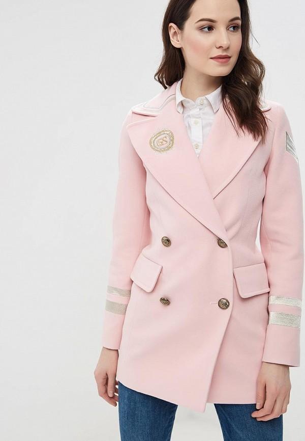 Двубортные пальто Grand Style