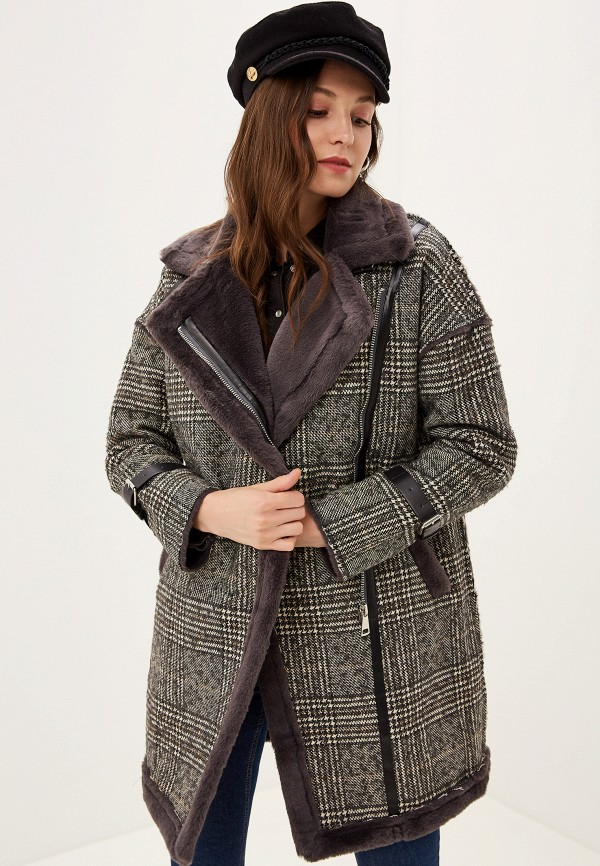 Пальто Grand Style Grand Style GR025EWGDUS7 недорго, оригинальная цена