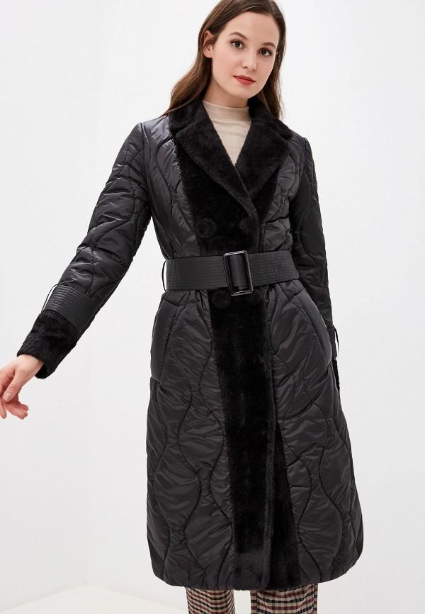 женская куртка grand style, черная