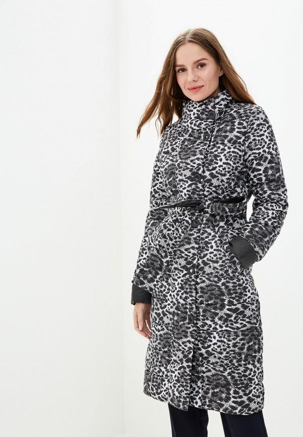женская куртка grand style, серая