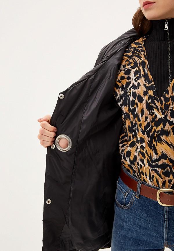 Фото 4 - Куртку утепленная Grand Style черного цвета