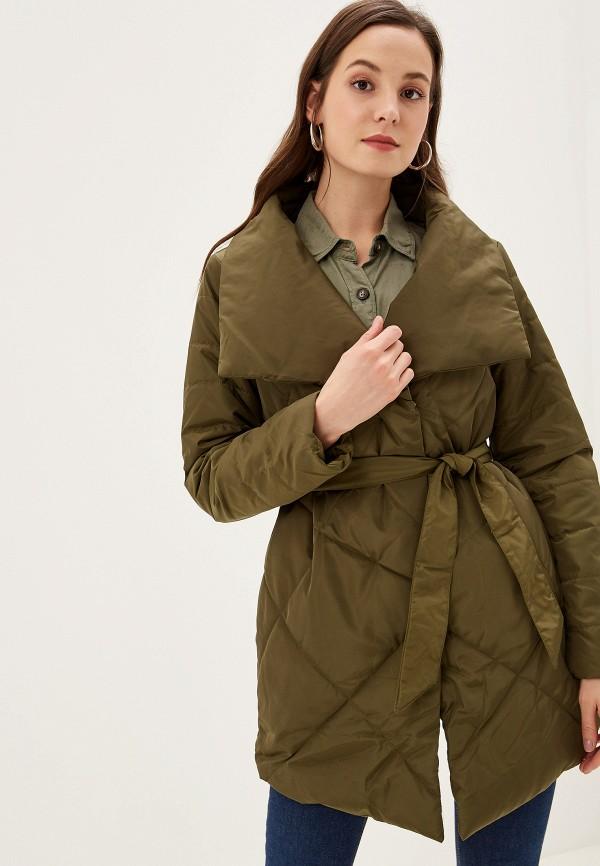 женская куртка grand style, хаки