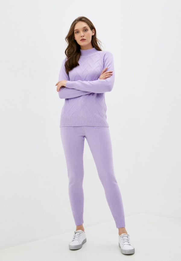 женский костюм grand style, фиолетовый