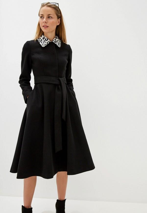 Купить женское пальто или плащ Grand Style черного цвета
