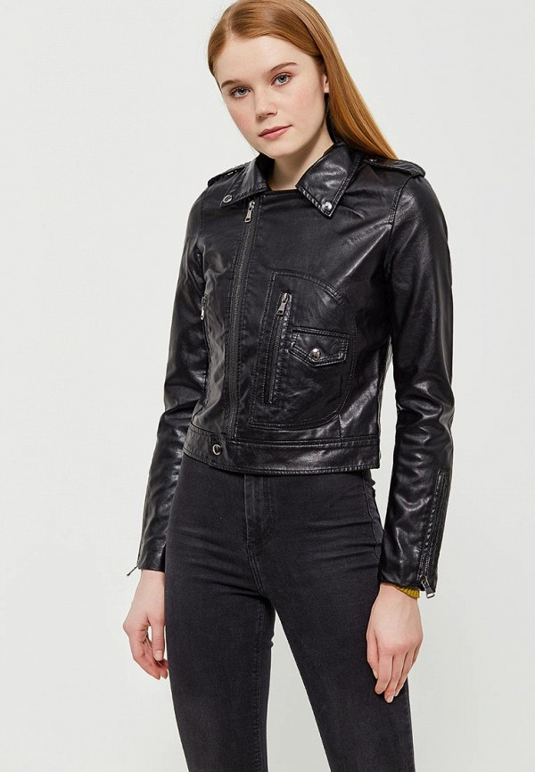 Куртка кожаная Grand Style Grand Style GR025EWYBA32