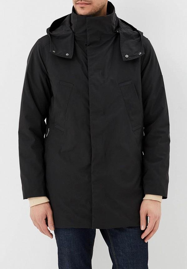 мужская куртка grishko, черная