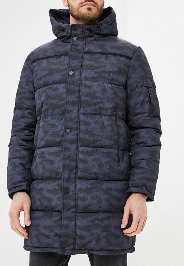 мужская куртка grishko, синяя