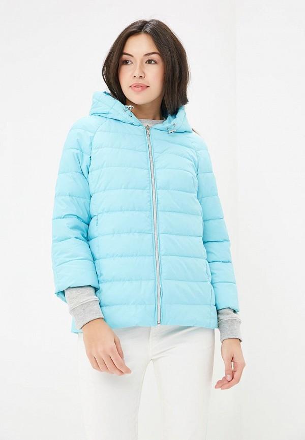 женская куртка grishko, голубая
