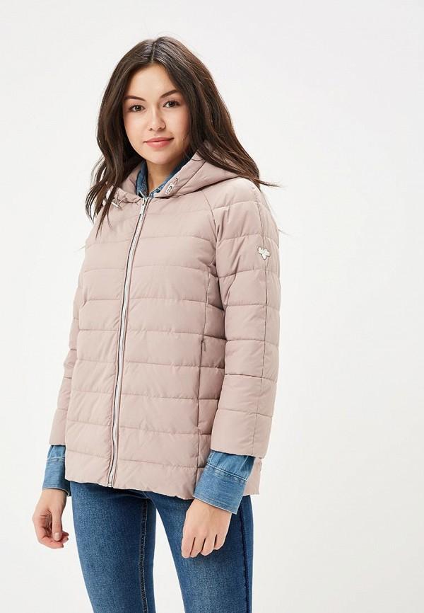 женская куртка grishko, бежевая