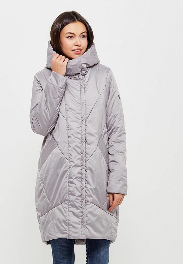 женская куртка grishko, серая
