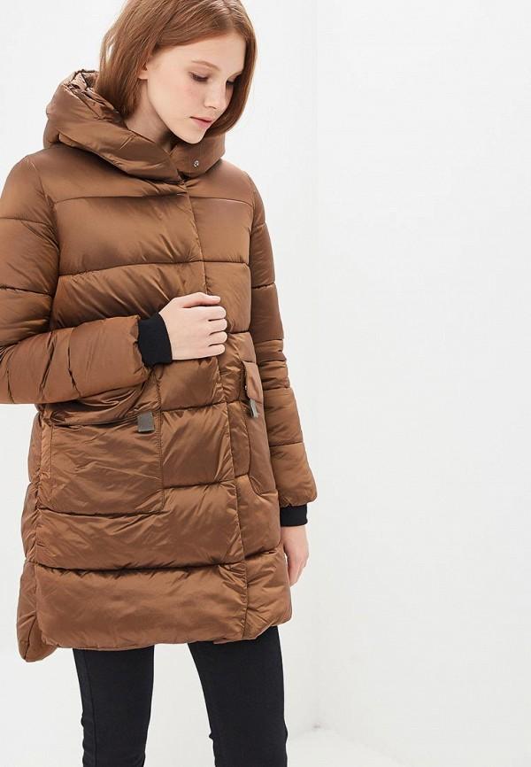 женская куртка grishko, коричневая
