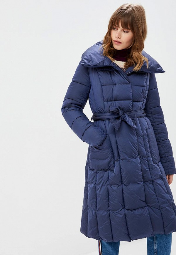женская куртка grishko, синяя