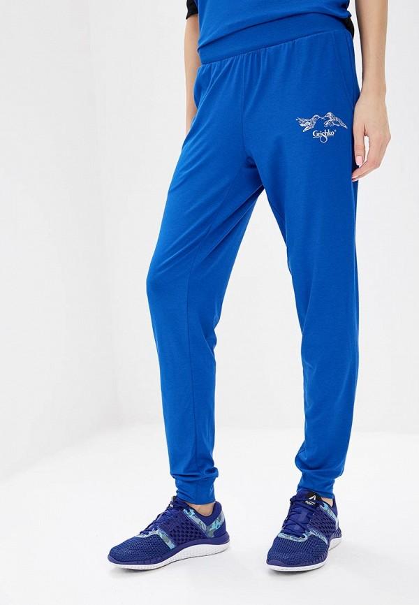 Брюки спортивные Grishko Grishko GR371EWERNS9 брюки grishko брюки на резинке