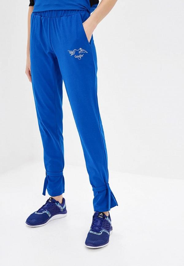 Брюки спортивные Grishko Grishko GR371EWERNT4 брюки grishko брюки на резинке