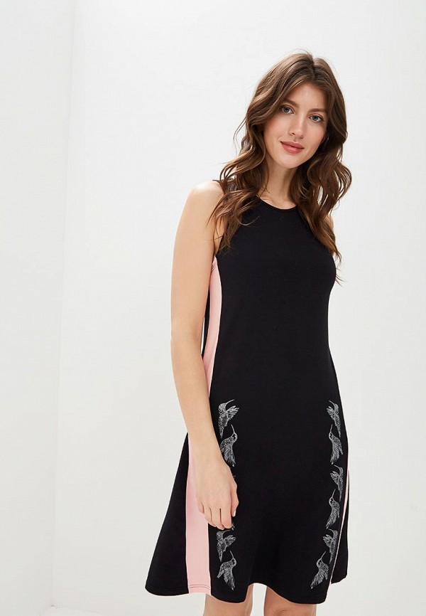 женское спортивные платье grishko, черное