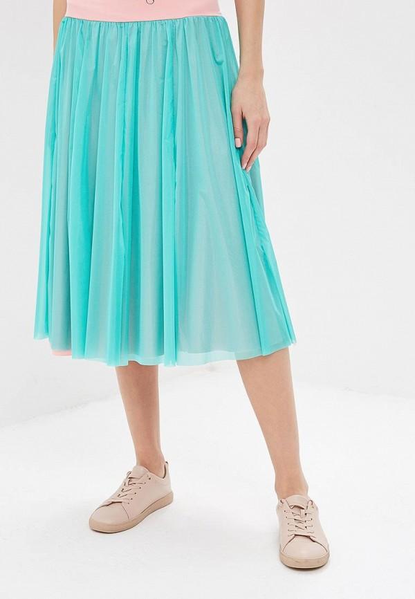 женская спортивные юбка grishko, бирюзовая