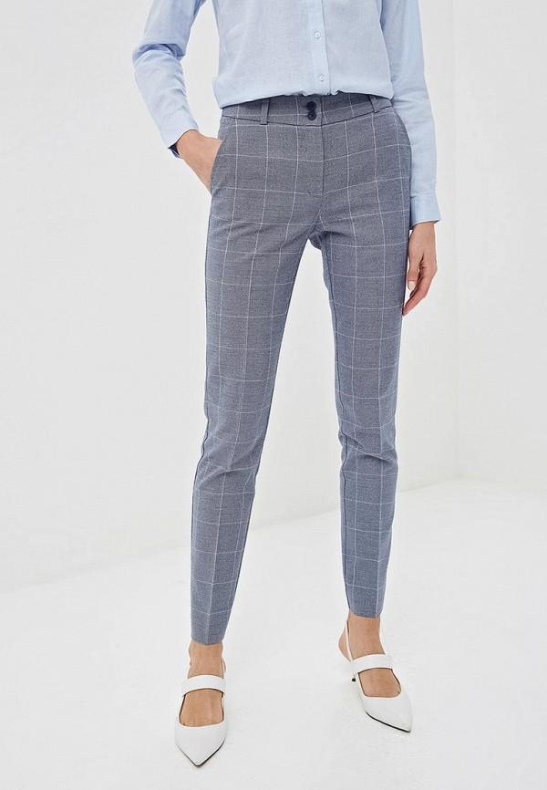 женские повседневные брюки gregory, синие