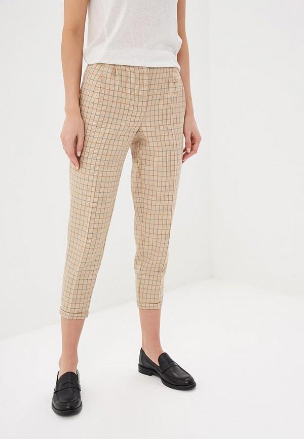 женские повседневные брюки gregory, бежевые