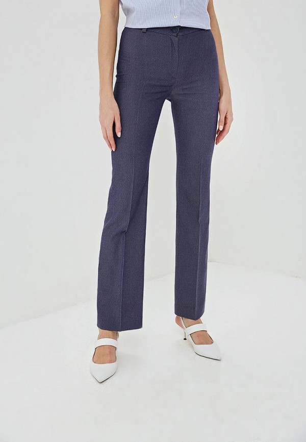 Фото - женские брюки Gregory синего цвета