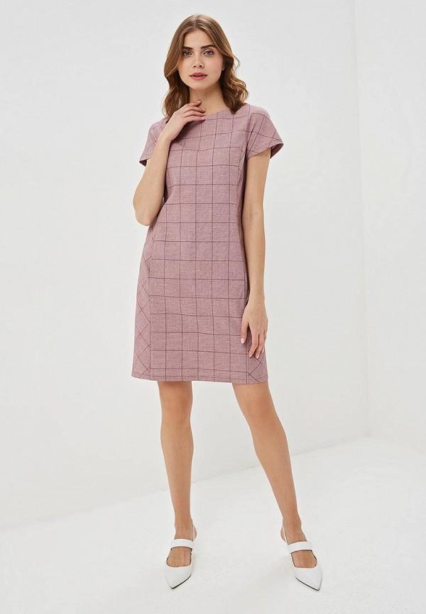 Фото 2 - женское платье Gregory розового цвета