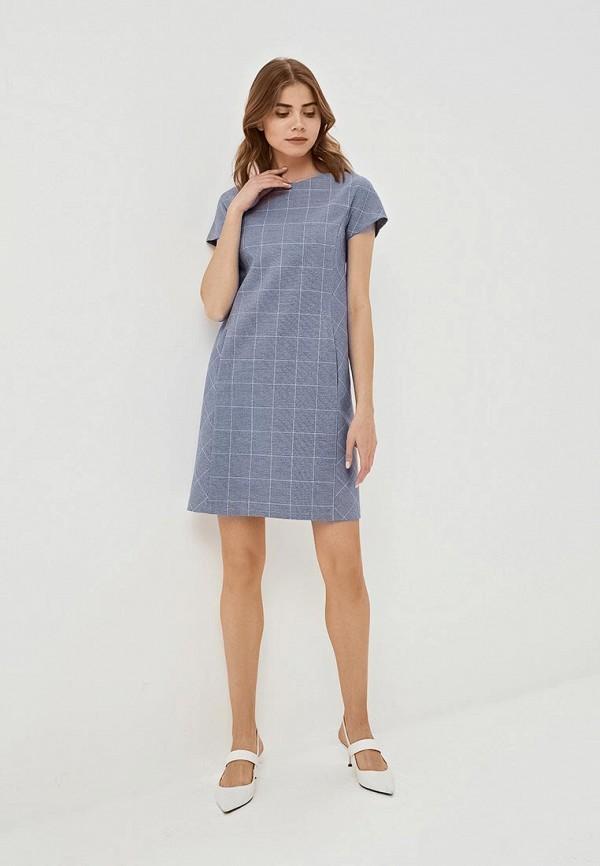 Фото 2 - женское платье Gregory синего цвета
