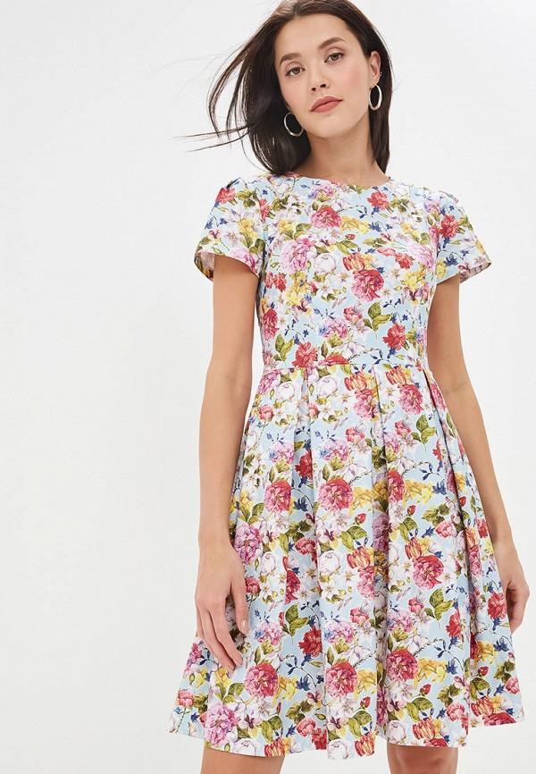 женское повседневные платье gregory, разноцветное