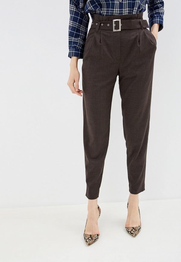 женские повседневные брюки gregory, коричневые
