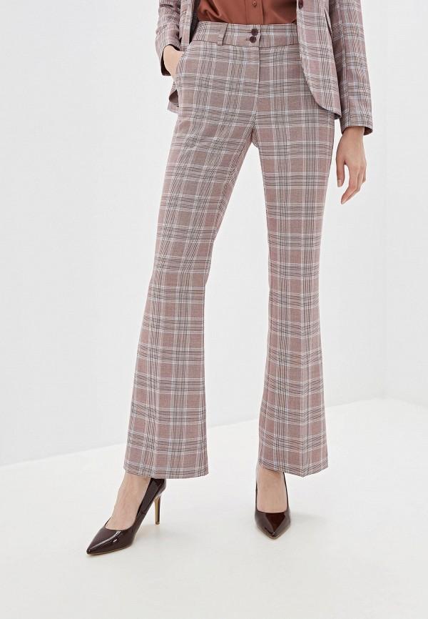 женские повседневные брюки gregory, розовые