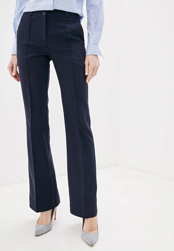 женские классические брюки gregory, синие