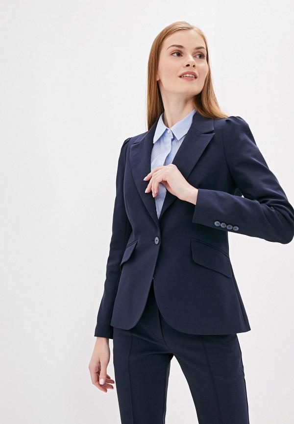 женский пиджак gregory, синий