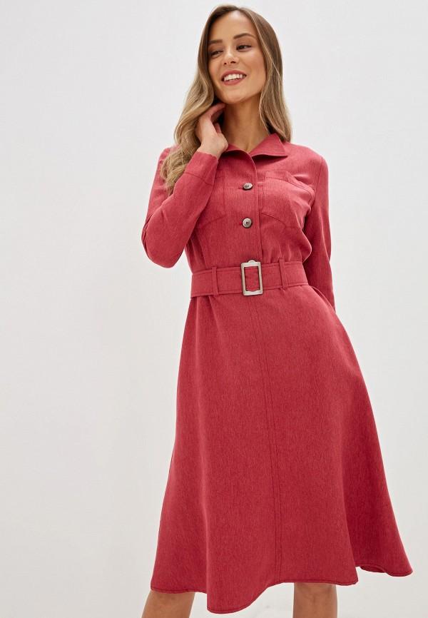 женское платье gregory, розовое