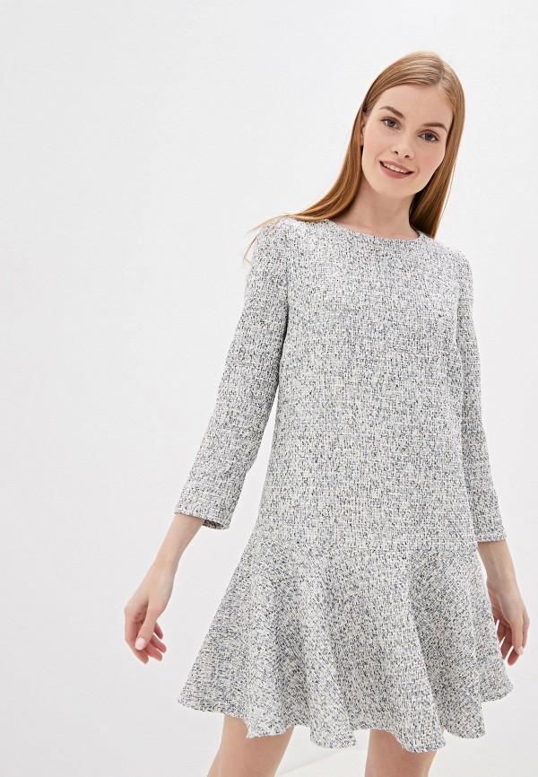 женское повседневные платье gregory, бежевое