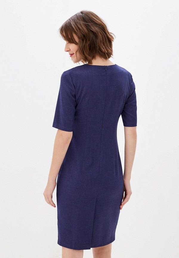 Фото 3 - женское платье Gregory синего цвета