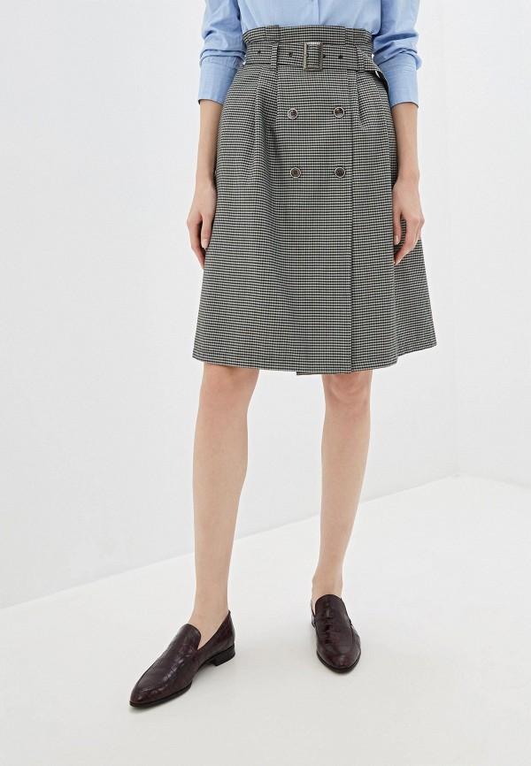 женская юбка gregory, серая