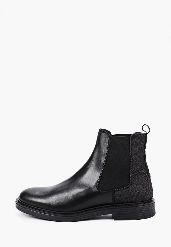 мужские ботинки g-star raw, черные