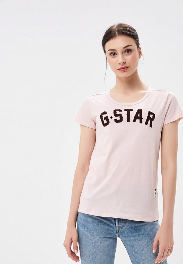 Футболка G-Star G-Star GS001EWBPBW5 футболка star